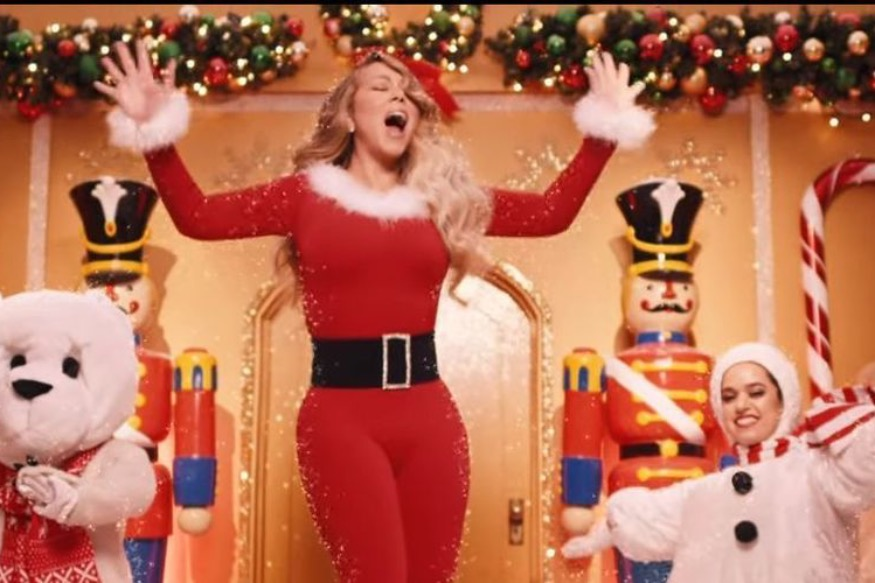 Mariah Carey et son tube All I Want For Christmas Is You, elle signe encore un record